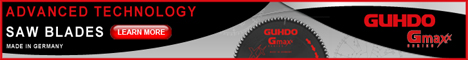 Guhdo Gmaxx saw blades fine German quality