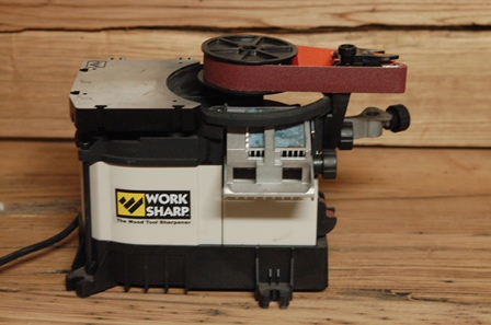 The Workshap 3000 with Belt Attachment